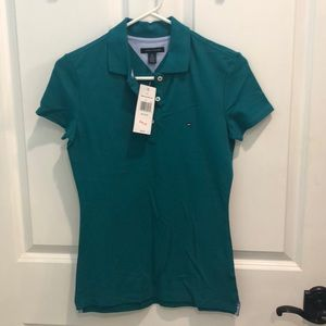 NWT Tommy Hilfiger polo shirt